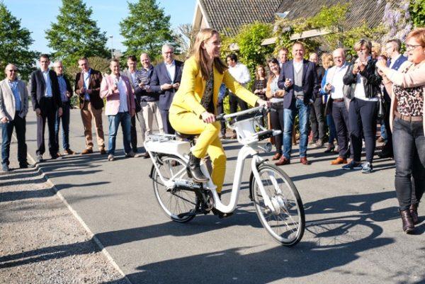 Eventmanagement Businessclub De Wetering Haarrijn GoBike Lot van Hooijdonk