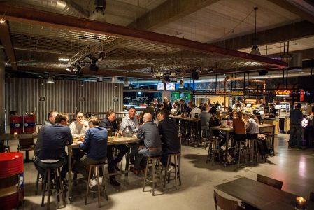 Ondernemers De Veensche Businessclub genieten maximaal bij The Maxx
